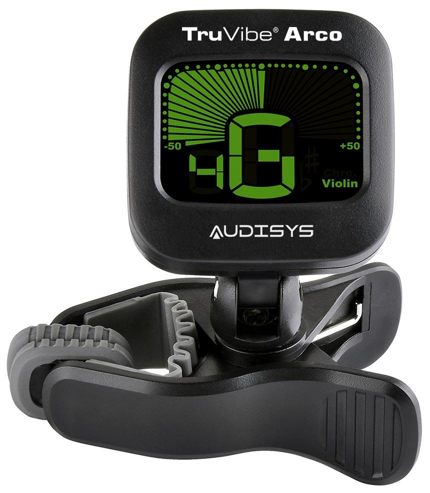 Afinador digital para violinos Audisys TruVibe ARCO