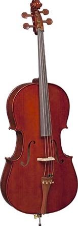 ce200 violoncelo eagle ce200 visao frontal 450 pixels