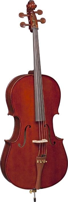 ce200 violoncelo eagle ce200 visao frontal