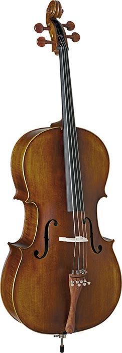 ce210 violoncelo eagle ce210 visao frontal