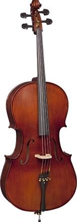 ce300 violoncelo eagle ce300 visao frontal 450 pixels