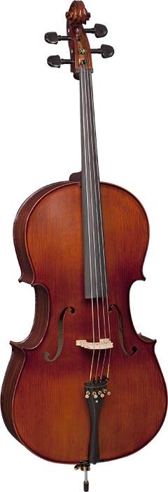 ce300 violoncelo eagle ce300 visao frontal