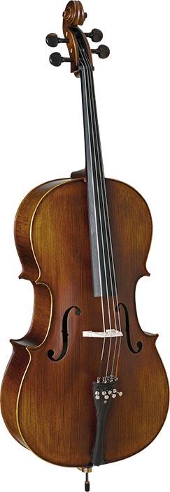 ce310 violoncelo eagle ce310 visao frontal