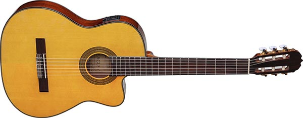 ch800f violao classico flat eagle pro series ch800f nt natural visao frontal listagem