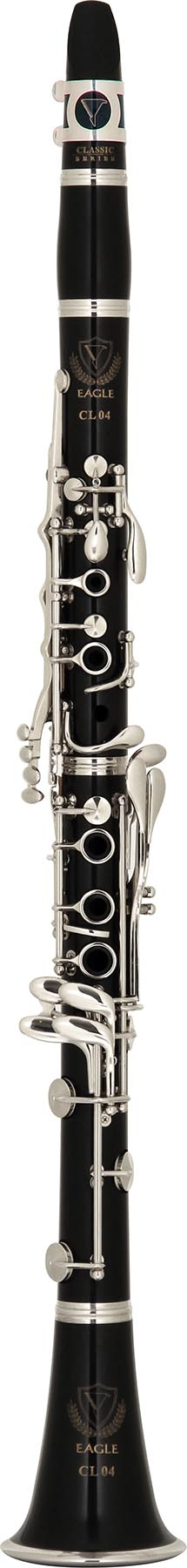 cl04 clarinete eagle cl04 vertical