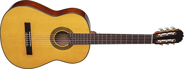 dh69 violao classico eagle pro series dh69 nt natural visao frontal listagem