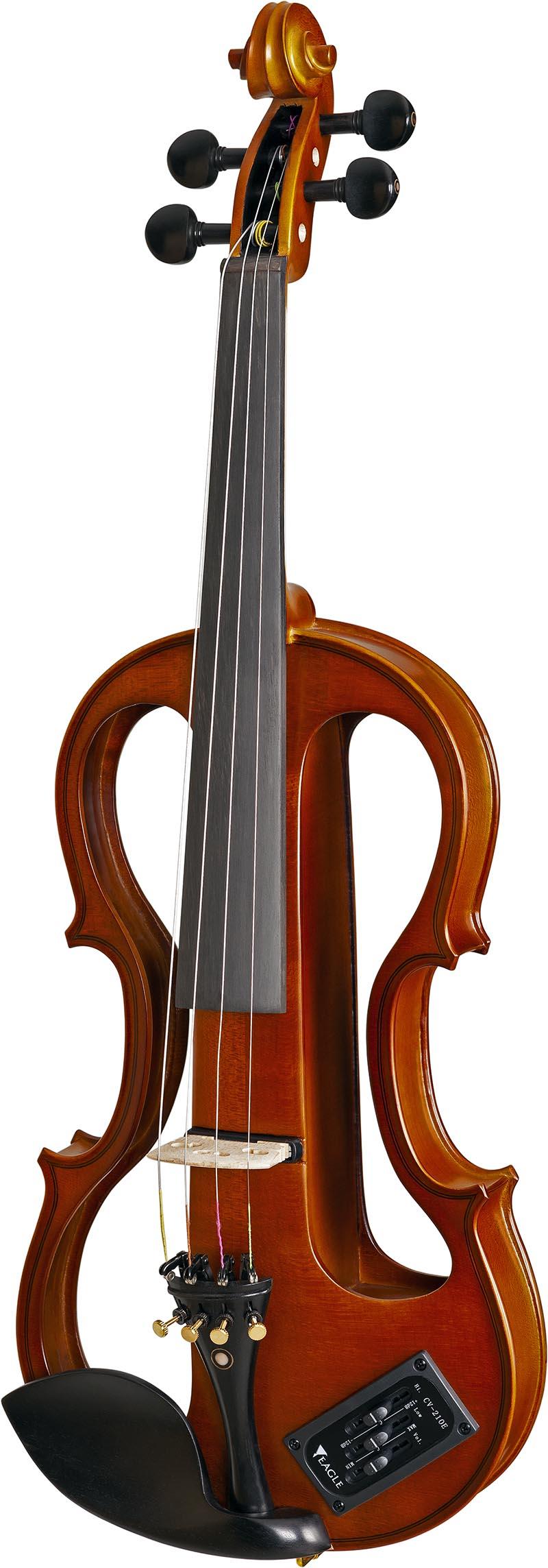 ev744 violino eagle ev744 visao frontal vertical