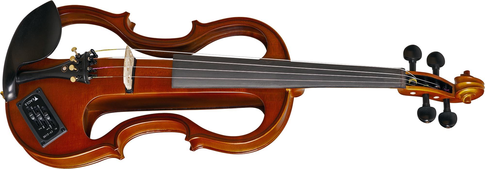 ev744 violino eagle ev744 visao frontal
