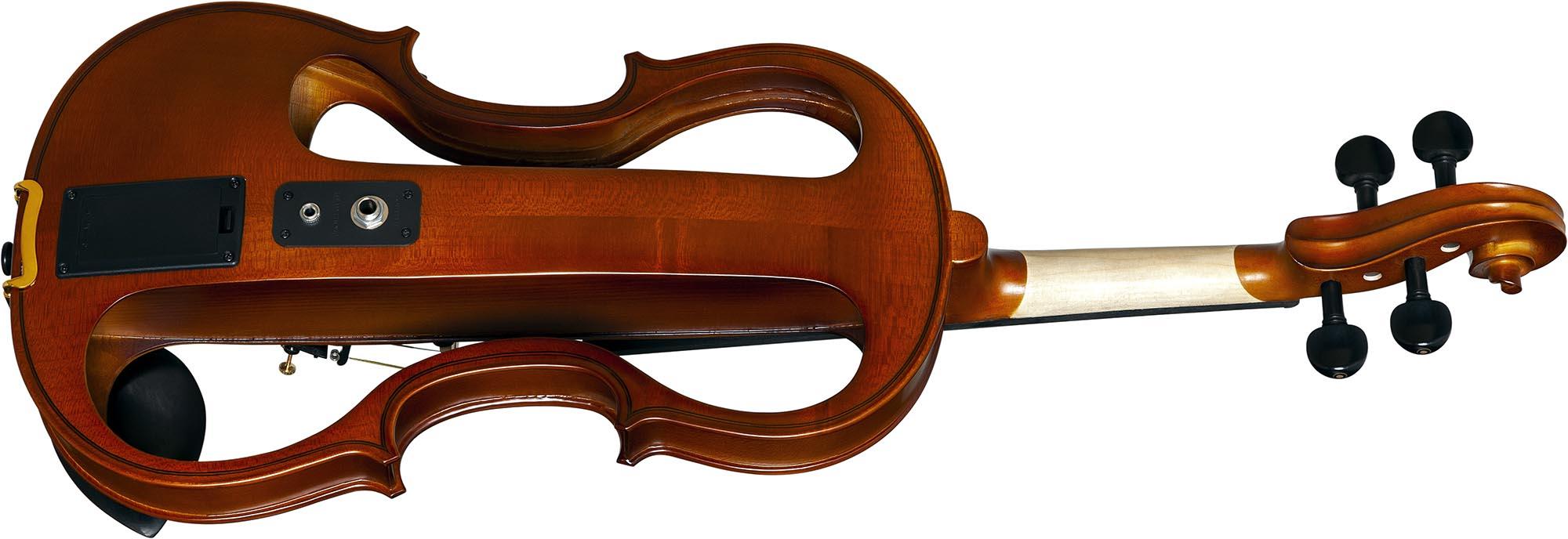 ev744 violino eagle ev744 visao posterior