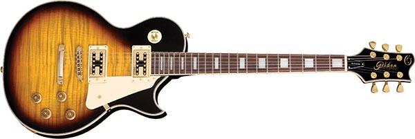 gld155g guitarra eletrica les paul golden gld155g brb brownburst 600