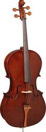 hce100 violoncelo eagle hce100 visao frontal 450 pixels