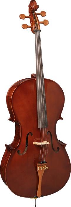 hce100 violoncelo eagle hce100 visao frontal