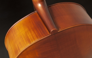 hce110 violoncelo eagle hce110 detalhe 02