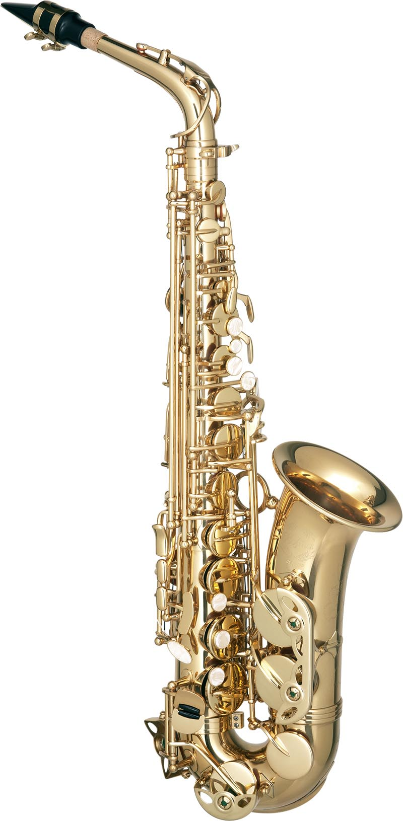 hsa400 saxofone alto hofma hsa400 glq laqueado dourado