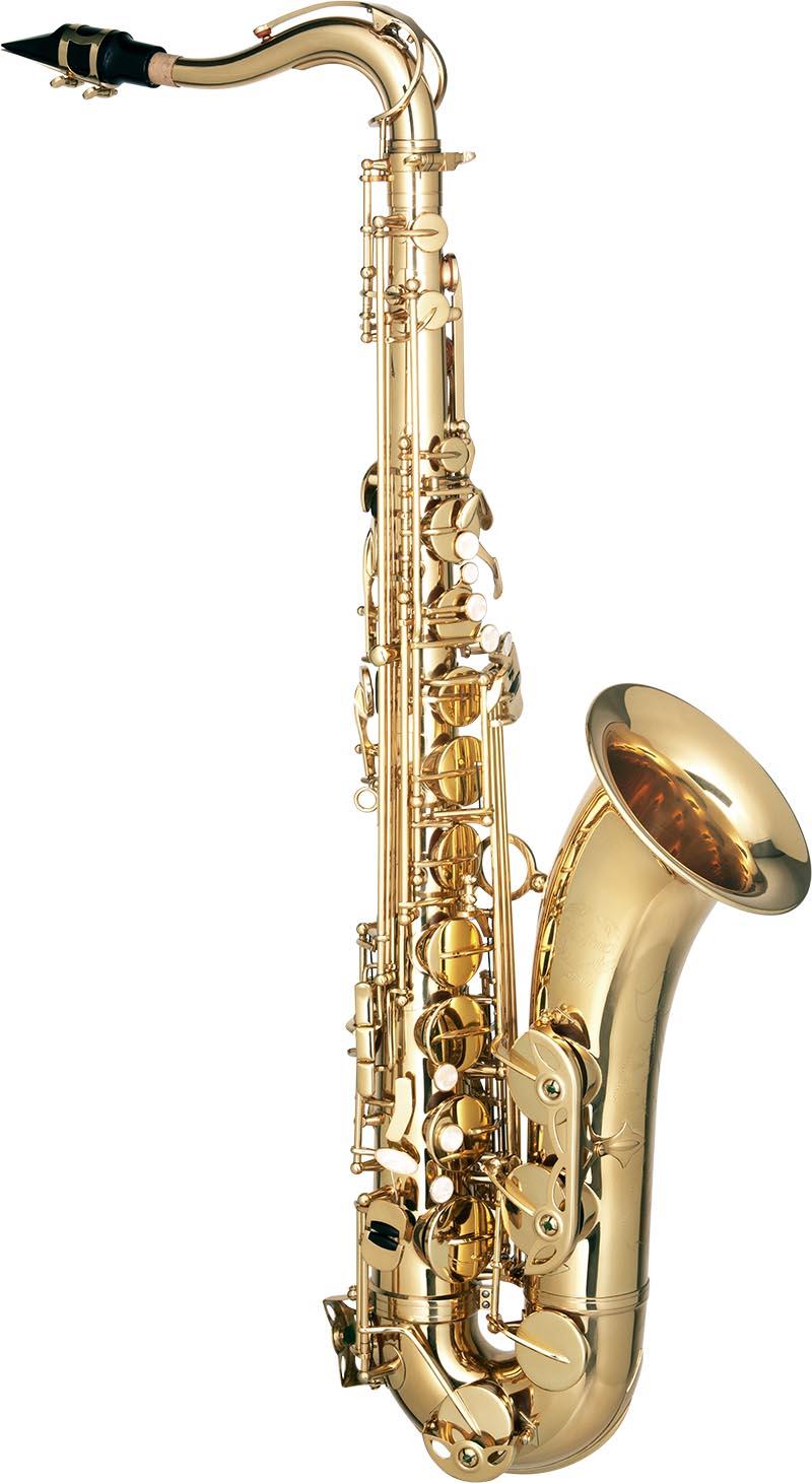 hst402 saxofone tenor hofma hst402 glq laqueado dourado