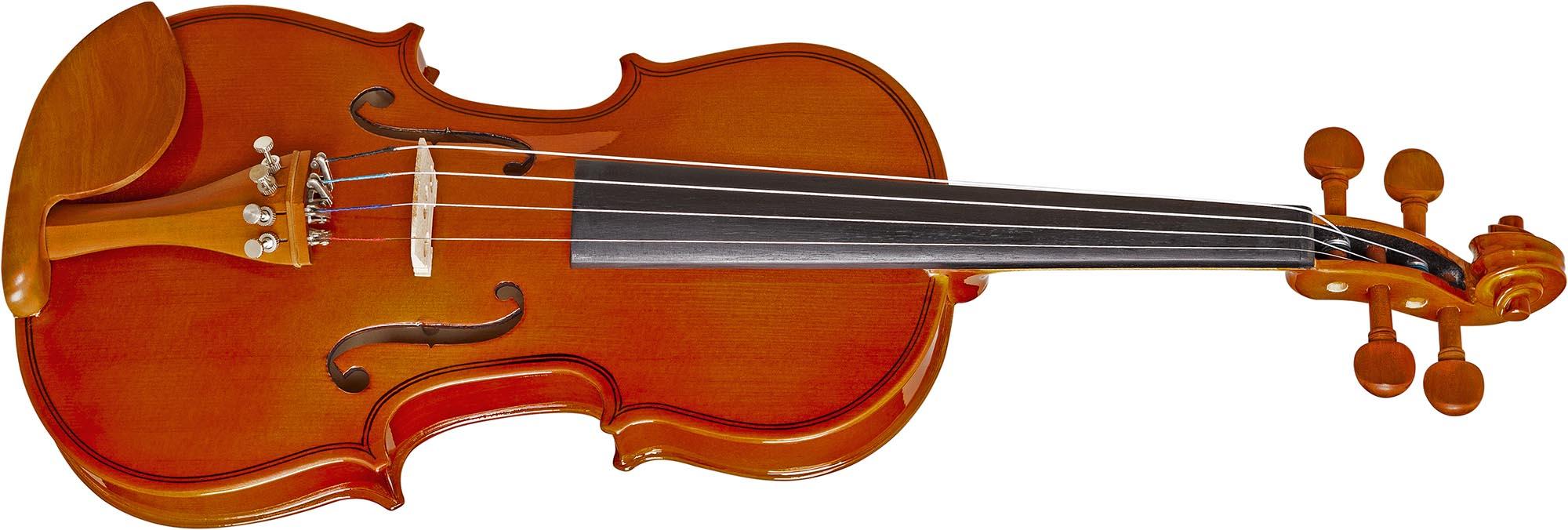 hve241 violino hofma hve241 visao frontal