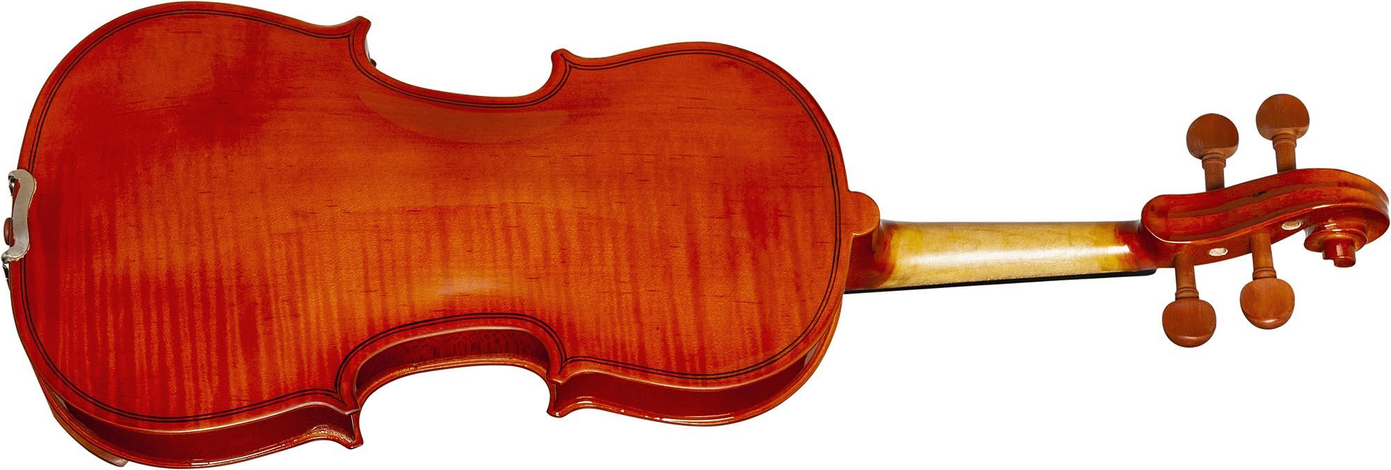 hve241 violino hofma hve241 visao posterior