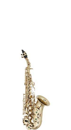 sp508 saxofone soprano curvo eagle classic series sp508 laqueado dourado lista