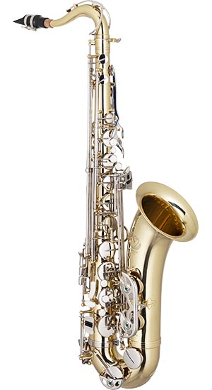 st503 saxofone tenor eagle st503 ln laqueado dourado chaves niqueladas lista