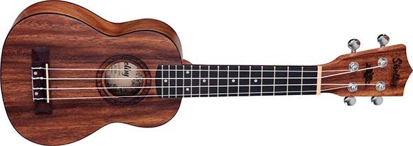 su21t ukulele soprano shelby su21t stnt teca acetinado 600