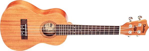 su23m ukulele concerto shelby su23m stnt mogno acetinado visao frontal 600