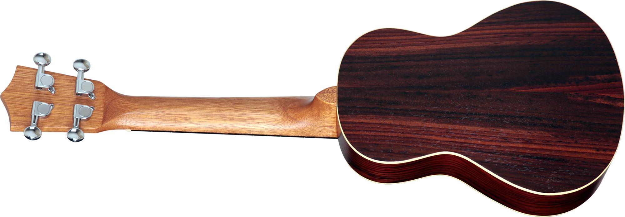 su23r ukulele concerto shelby su23r stnt jacaranda acetinado visao posterior