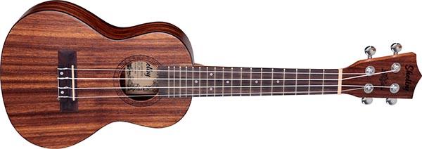 su23t ukulele concerto shelby su23t stnt teca acetinado 600