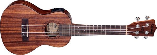su23te ukulele concerto eletroacustico shelby su23te stnt teca acetinado 600