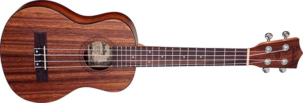 su25t ukulele tenor shelby su25t stnt teca acetinado 600