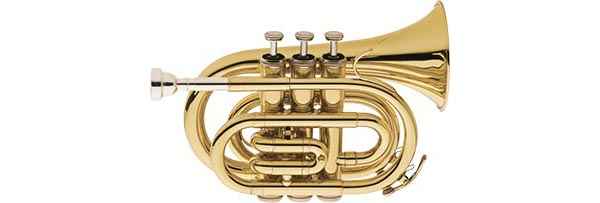 tp520 trompete pocket eagle tp520 laqueado 300