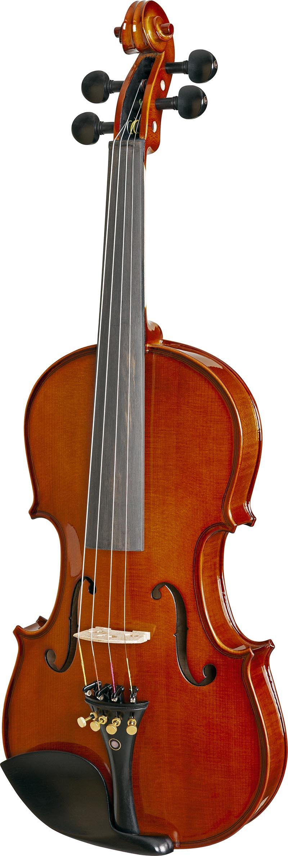 ve144 violino eagle ve144 visao frontal vertical