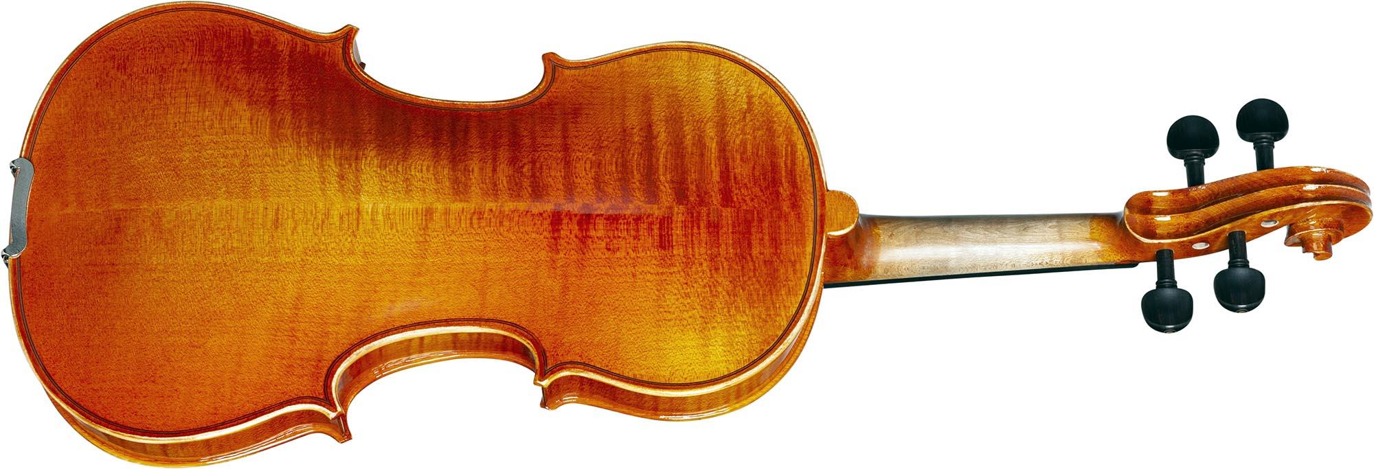 ve145 violino eagle ve145 visao posterior
