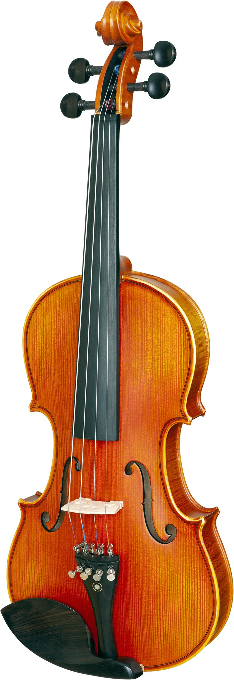 ve245 violino eagle ve245 visao frontal vertical
