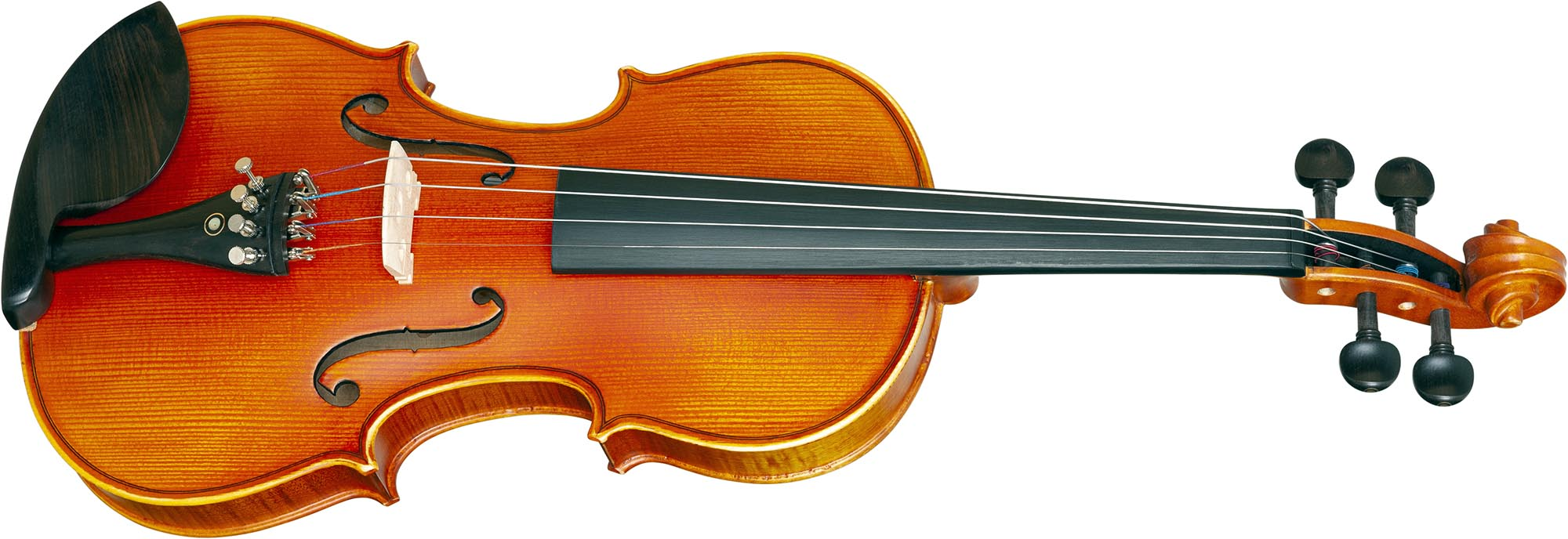 ve245 violino eagle ve245 visao frontal