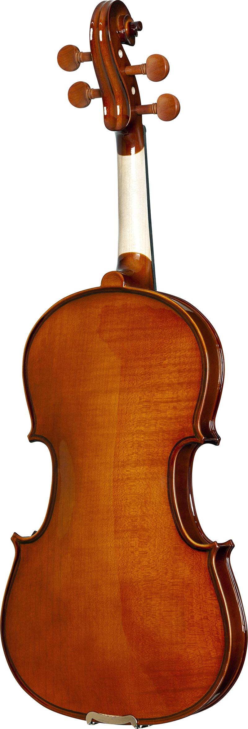 ve441 violino eagle ve441 visao posterior vertical