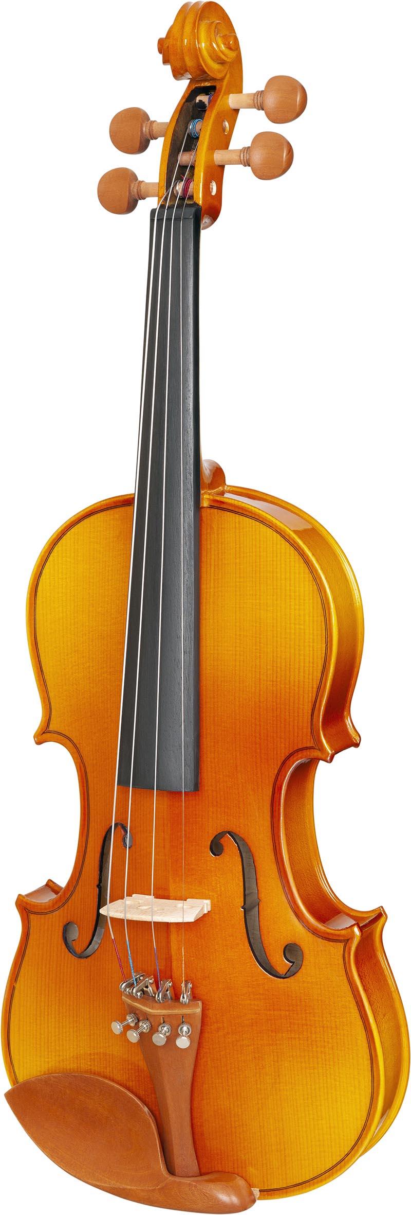 ve442 violino eagle ve442 visao frontal vertical