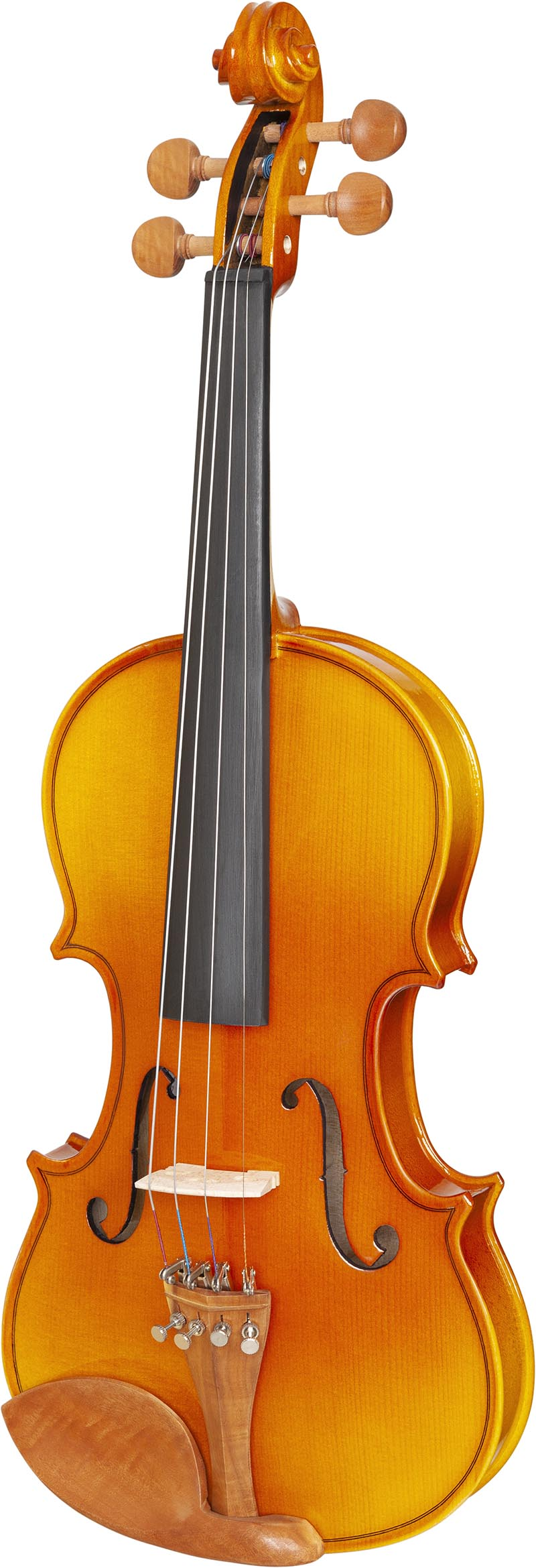 ve443 violino eagle ve443 visao frontal vertical