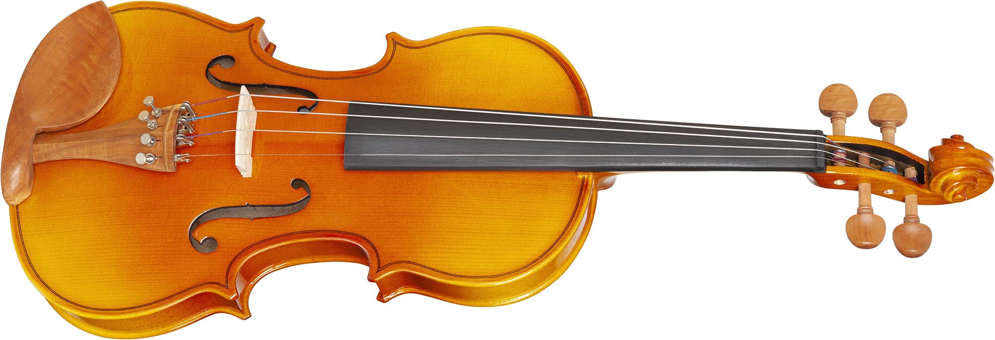 ve443 violino eagle ve443 visao frontal