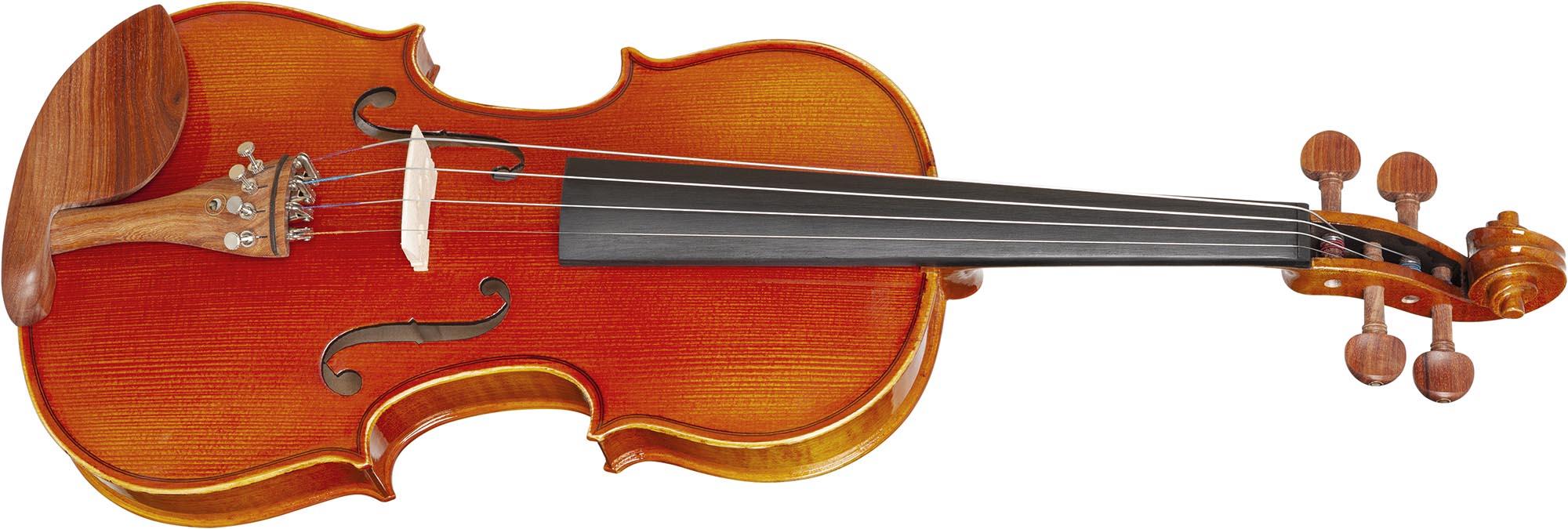 ve445 violino eagle ve445 visao frontal