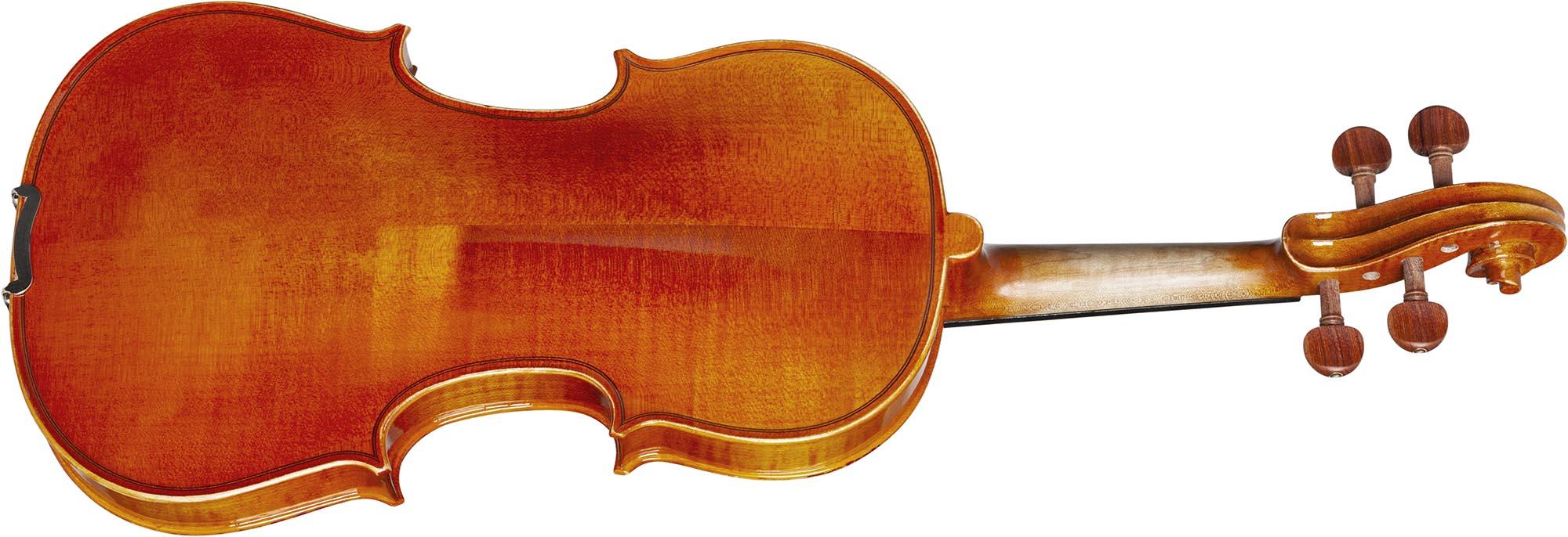 ve445 violino eagle ve445 visao posterior