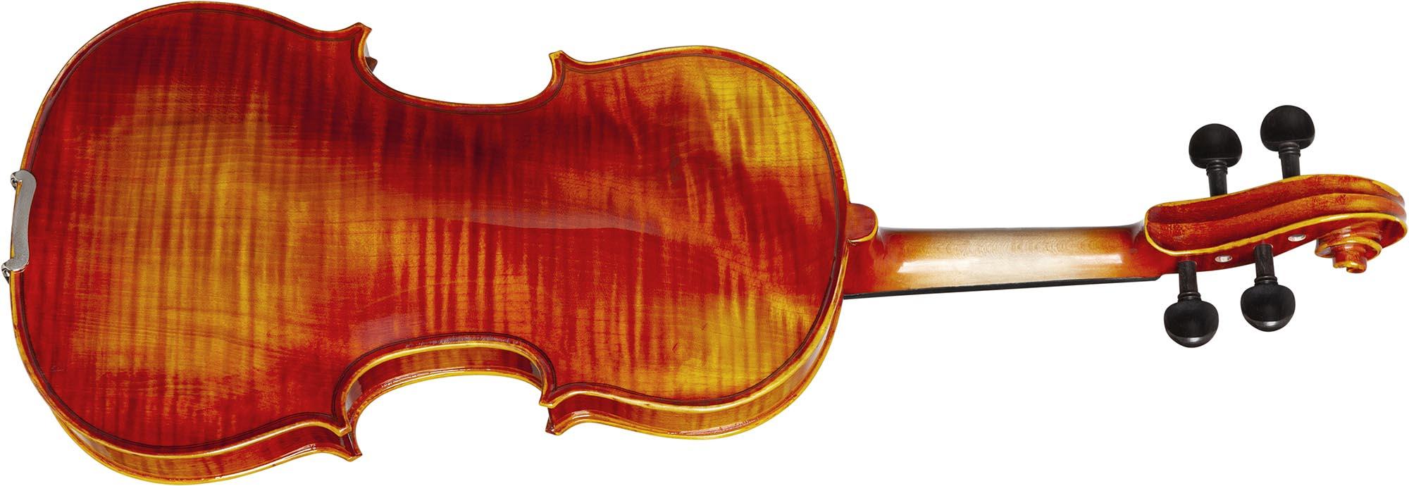 ve845 violino eagle ve845 visao posterior