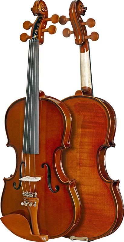 violino eagle classic series ve431 frente verso