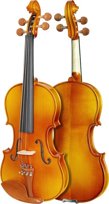 violino eagle classic series ve442 frente verso