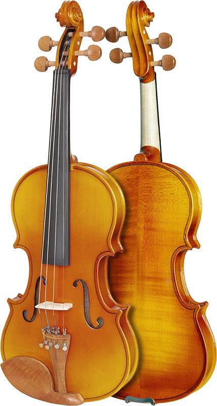 violino eagle classic series ve443 frente verso